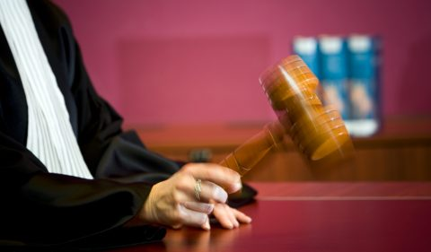faillissement, rechtbank, rechter, uitspraak