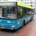 buschauffeur, haltes