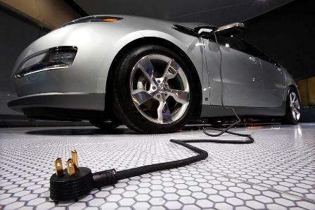 Chevrolet Volt, elektrische auto