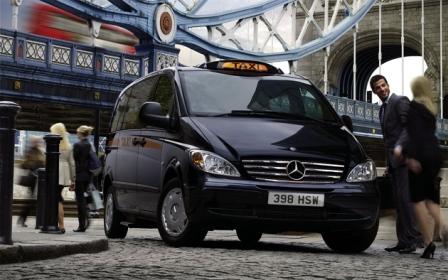 Mercedes Vito, taxi