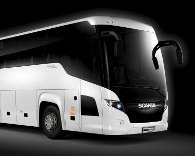 Scania, bus, verkoop