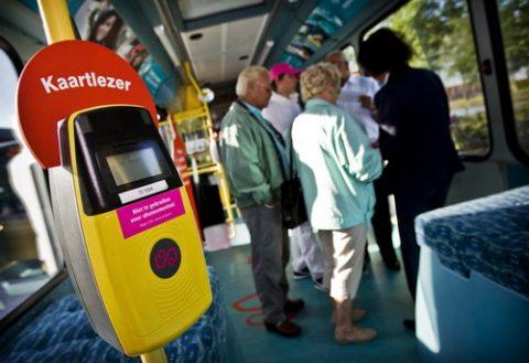 ov-chipkaart, bus, duurder