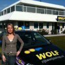 Annelien Gijzen, WOLF rijbewijsshop