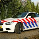 politieauto, training, rijles