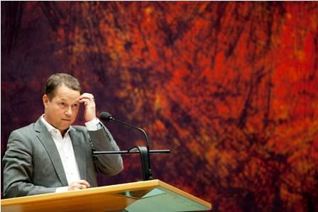 Ger Koopmans, CDA, kilometerheffing, Tweede Kamer