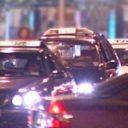 taxi's Leidseplein
