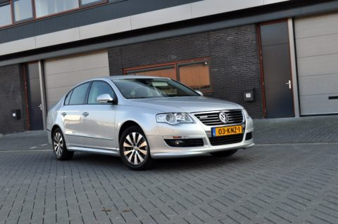Passat BlueMotion