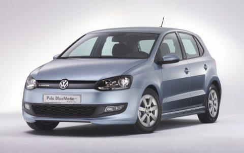 Volswagen, Polo, BlueMotion