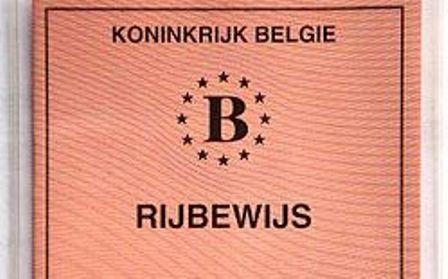 Belgisch rijbewijs