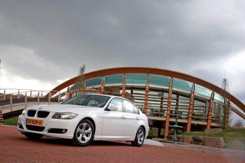 BMW, 3-serie, 320D, Efficient Dynamics