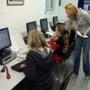 computer, basisschool