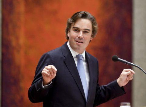 Minister, Camiel Eurlings, Verkeer en Waterstaat