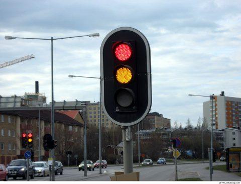 rood, verkeerslicht