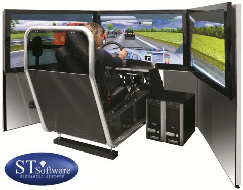 simulator, rijles