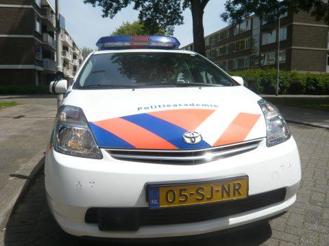 Lesauto, Politieacademie
