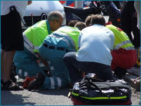 hulp na ongeval