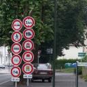verkeersborden, verkeer