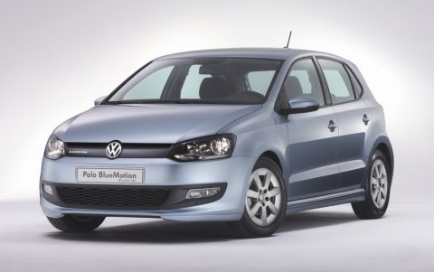 Volswagen, Polo, BlueMotion