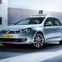 Volkswagen Rijbewijs, Golf VI, lesauto, rijschool, rijles