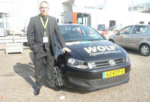 Wolf Trainingen, rijschool, rijinstructeur, Het Nieuwe Rijden, Ecomobiel