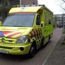 ambulance, sirene, voertuig