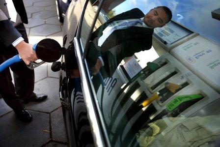 benzinepomp, brandstof, auto