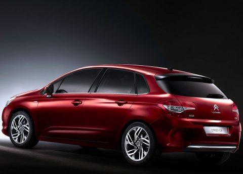 Citroën, C4, diesel, benzine
