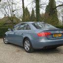 Audi, A4, TDIe, rijtest, auto, diesel