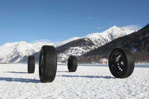 winterbanden, sneeuw