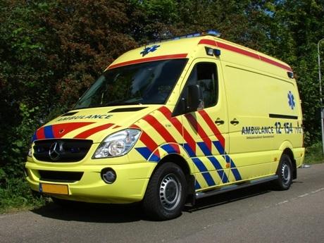ambulance, sirene