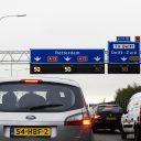 matrixborden, Rijkswaterstaat, snelweg, maximumsnelheid