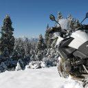 sneeuw, motor