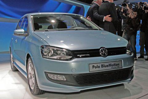Volkswagen, Polo, BlueMotion, belastingvrije auto