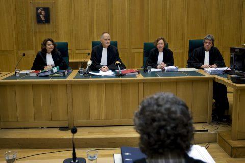 rechtbank, gerechtshof, rechter, rechtzaak