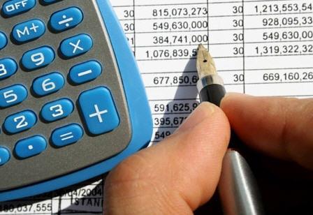financien, waardebepaling, bedrijf, administratie