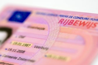 rijbewijs, puntensysteem