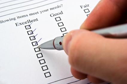onderzoek, enquête, vragenlijst
