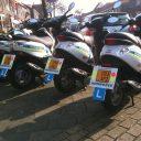 scooter, rijschool Noordzee, rijles, bromfiets, rijbewijs