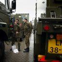 Vrachtwagen, Defensie, militair voertuig