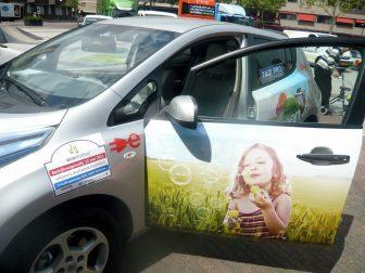elektrische lesauto, VerkeersPro.nl, Nissan Leaf