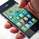 telefoon, handheld, smartphone