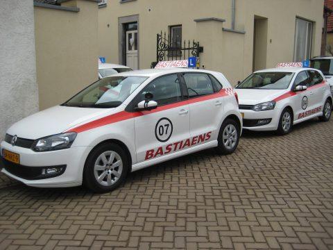 lesauto, rijschool Bastiaens, Volkswagen Polo