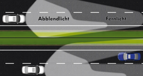 Volkswagen, Dynamic Light Assist
