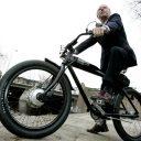elektrische fiets, ouderen, elo cruiser