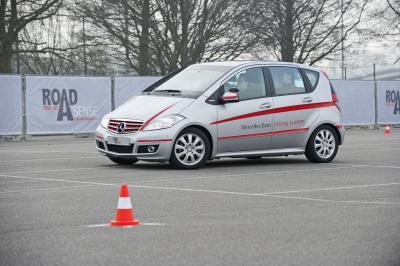 RoadSense, Mercedes-Benz, verkeerseducatie