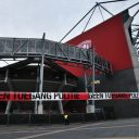 FC Twente, stadion, instorten dak, politie