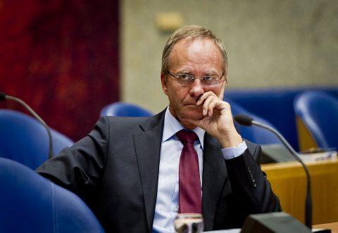 minister Henk Kamp, Sociale Zaken