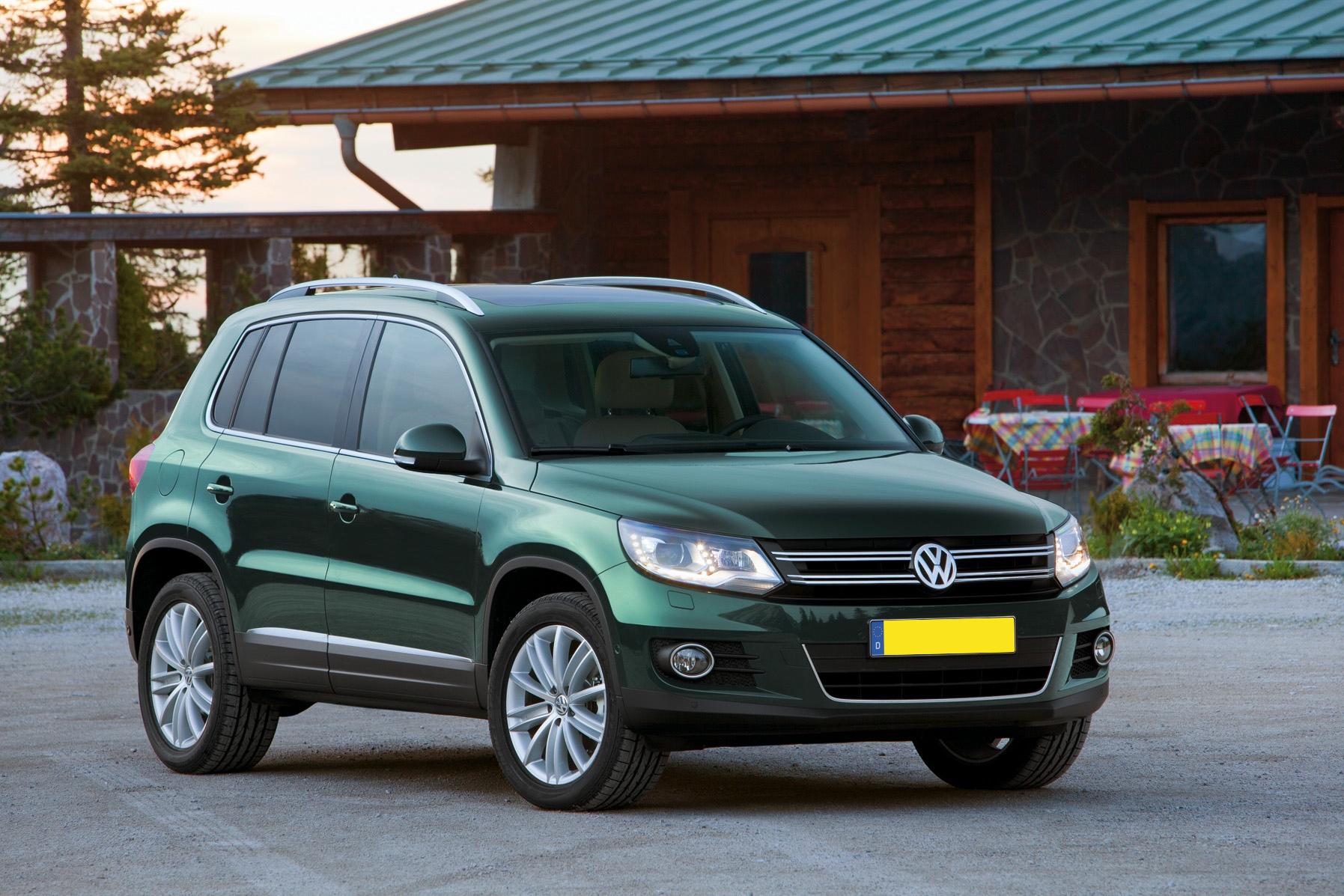 Vernieuwde Volkswagen Tiguan Vanaf 27 990 Euro Rijschoolpro