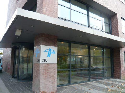 CBR, hoofdkantoor