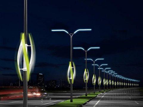 Friesland gaat provinciale wegen verlichten met led-lampen ...